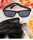 Personalized Sunglasses Black