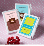 Personalized Sweet Sixteen Notebook Favor
