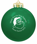 Personalized Xmas Ornaments