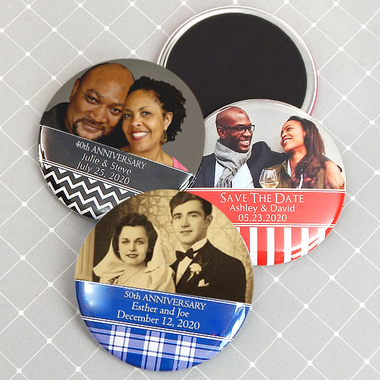 Photo Magnets & Mirrors