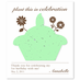 Plantable Birthday Cupcake