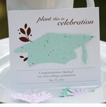 Plantable Graduation Favors