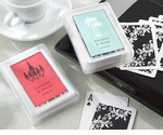 Playing Card Themes Party Favor