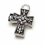 Prayer Boxes Cross Charm