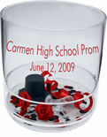 Prom Theme Decorations for Table - Custom Cups