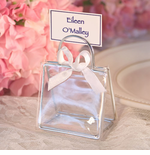 Purse Favor Bag & Placecard Holder