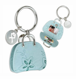 Purse Party Favor - Purse Photo Keychain
