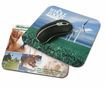 Recycled Photo Mouse Pad
