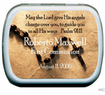 Religious Communion Favors Mint Tins