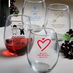 Retirement Party Favors Trinket Glass