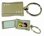 Rhinestone Photo Keytag