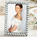 Rhinestone Picture Frames with Bling