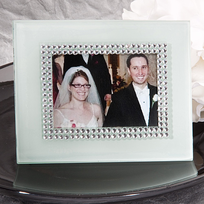 Rhinestone Placecard Holders
