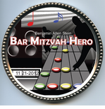 Rock Hero Chocolate Disc