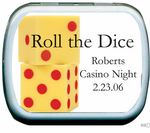 Roll the Dice Mint Tin