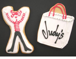 Shopping Bag Cookies