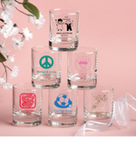 Shot Glasses Personalized