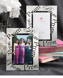 Silver and Gold Theme Prom Frames