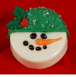 Snowman Favors - Chocolate Covered Oreos