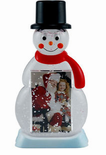 Snowman Holiday Favors Snow Globe