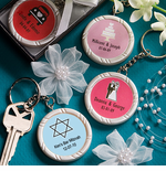 Star of David Keychain Favors