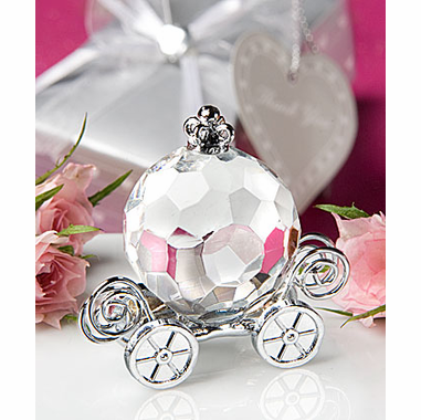 Storybook Favors - Crystal Coach Favor