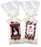 Sweet 16 Candy Favors - Personalized Caramels