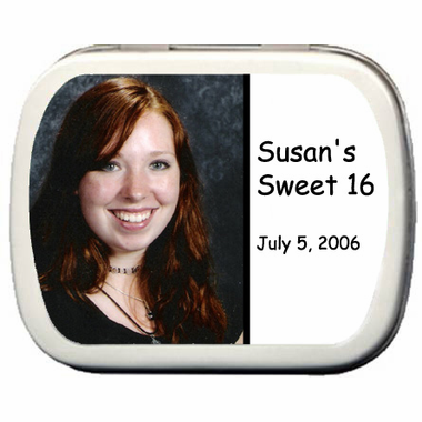 Sweet 16 Party Favors Ideas