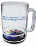 Travel and Transportation Theme Mugs
