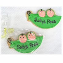 Twins Baby Shower Favors