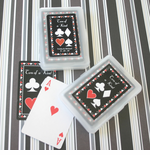 Two of a Kind Playing Cards - Personalized on Sticker Only