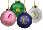 Unbreakable Acrylic Personalized Christmas Ornaments - 3 1/4""
