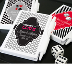 Vegas Theme Party Favors Notebook