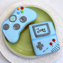 Video Game Party Favors