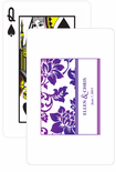 Wedding Playing Cards Sale - 4 Card Colors Only