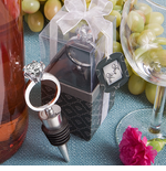 Wedding Ring Favors Bottle Stoppers