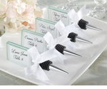 Wine Wedding Theme Bottle Stopper