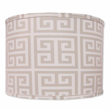 A'Mazing Khaki Framed Print Lampshade by Doodlefish - Click to enlarge