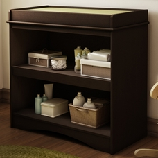 Chocolate Angel Changing Table By SouthShore
