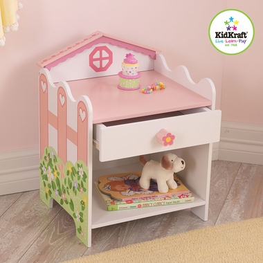 Dollhouse Toddler Table with Drawer by KidKraft