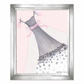 Dress Up Wall Art Collection
