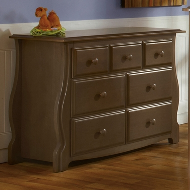 Earth Bergamo Double Dresser by Pali - Click to enlarge