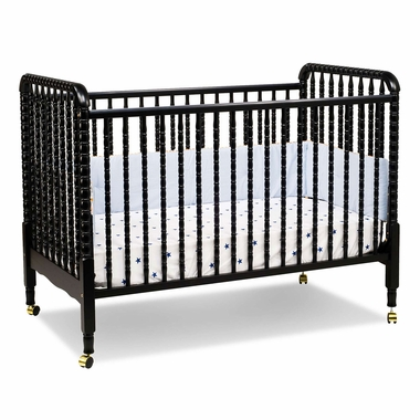 Ebony Jenny Lind 3 in 1 Convertible Crib by DaVinci - Click to enlarge