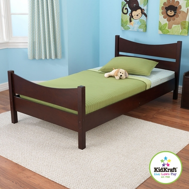 Espresso Addison Twin Bed by KidKraft - Click to enlarge
