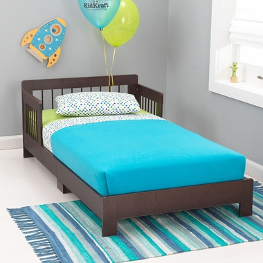 Espresso Houston Convertible Toddler Bed by KidKraft - Click to enlarge