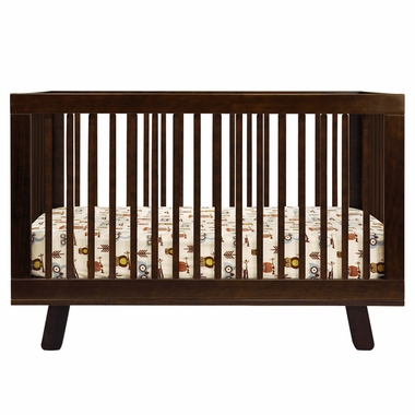 Espresso Hudson 3-in-1 Convertible Crib by Babyletto - Click to enlarge