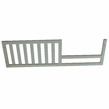 French White Sorelle Toddler Rail for the Verona Crib & Changer by Sorelle - Click to enlarge