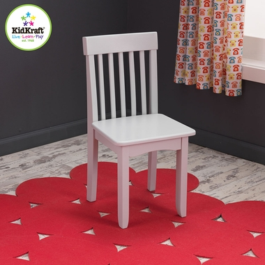 Gray Fog Avalon Kids Chair by KidKraft - Click to enlarge