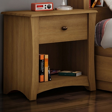 Harvest Maple Jumper Night Stand by SouthShore - Click to enlarge