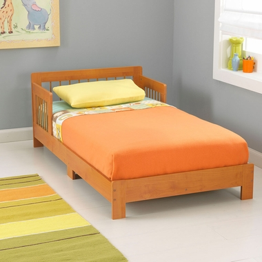 Honey Houston Convertible Toddler Bed by KidKraft - Click to enlarge